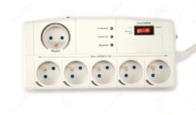 Surge Protector - does what it says