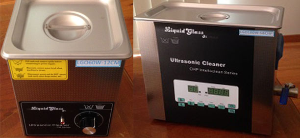 Ultrasonic Foil Test Instructions Ultrasonic Cleaning Australia